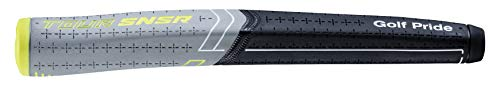 Golf Pride Tour SNSR Contour Pro 104cc Putter Grip .58 Round Grey