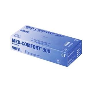 Einmalhandschuhe aus Vinyl Ampri MED Comfort 300 S