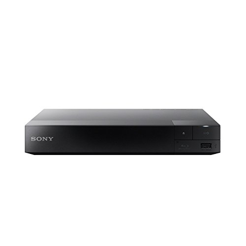 Sony BDP-S1500 Blu-ray Player (Super Quick Start und Sony Entertainment Network) schwarz (Hdmi Dvd-player Sony)