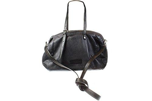 76ebdad844568 Liebeskind Pokola Handtasche Leder 34 cm nairobi black -spd ...