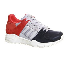 Adidas Equipment Support 93, night grey-clear granite-bright red night grey-clear granite-bright red