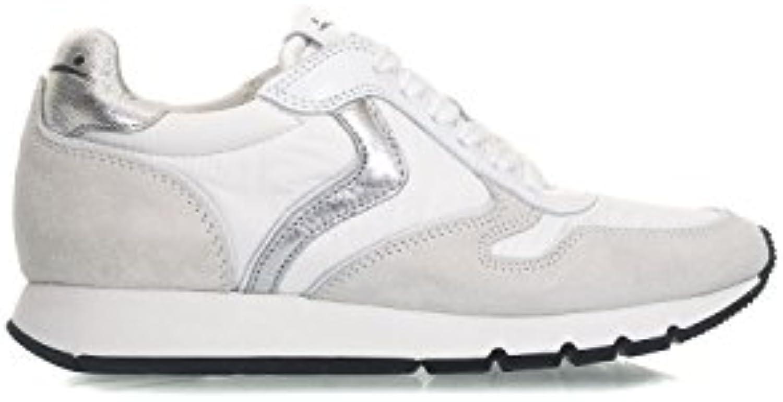 Voile biancahe scarpe da ginnastica Donna Bianco Bianco Bianco Bianco argentoo | Colore Brillantezza  279fce