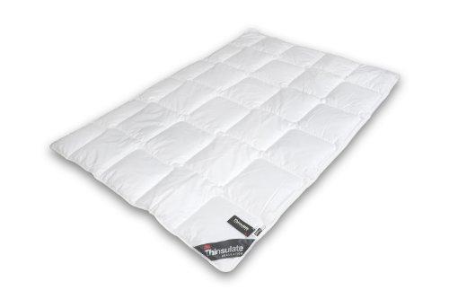 Thinsulate 100033775 Premium Ganzjahresbett, 100% Baumwolle bezogen, 155 x 220 cm, 950 g (Bh Ausführung Baumwolle)