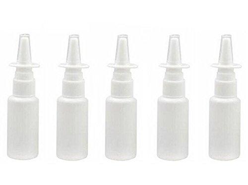 12 Stück 20ml Nachfüllbare Nasal Feinen Nebel Sprühflasche Pumpzerstäuber Sprühflasche Zerstäuber Make-up Wasser Container für ätherische Öle Reisen Parfums & medizinische Verwendung (20ml)