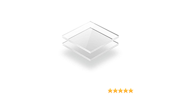 2mm im Zuschnitt Acrylgas XT Platten//Acrylglasplatten XT Kunststoffplattenonline.de 50 x 50 cm 500 x 500 mm Transparent
