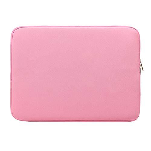 """Housse pour Ordinateur Portable Sacoche pour Ordinateur Portable Sac à Main pour 17"""" ThinkPad, Acer, ASUS, HP, Lenovo und Dell,Pink 2"""