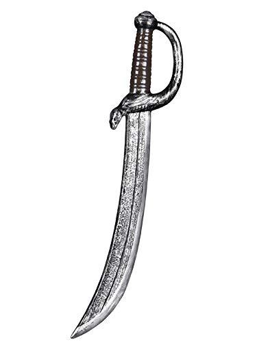 Turner Kostüm Will - Piraten Schwert Säbel Silber