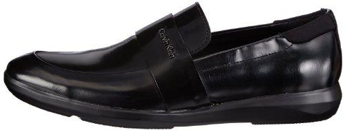 Calvin Klein Zafar, Mocassins (loafers) homme Noir (Blk)