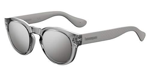 Havaianas Unisex-Erwachsene TRANCOSO/M Sonnenbrille, Silber (Silver), 49