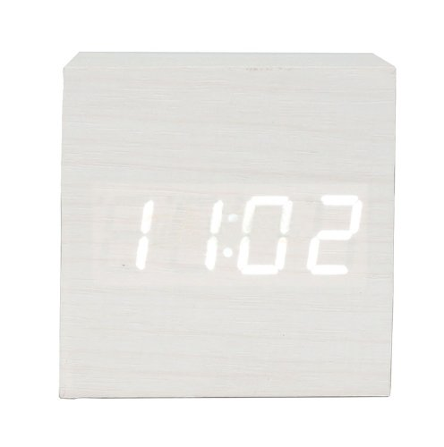 kabb-fashion-cube-mini-white-wood-grain-white-led-light-alarm-clock-with-time-and-temperature-displa