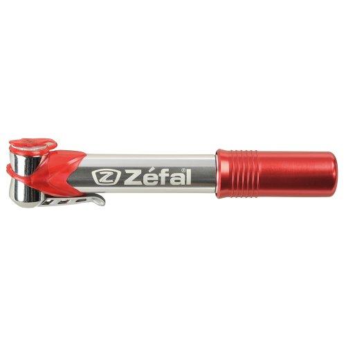 Zefal Air Profil Micro Inflador de Mano, Unisex adulto, Rojo, Única