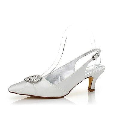 Zormey Women'S Hochzeit Schuhe Fr¨¹hling Herbst Komfort Einf?rbbar Schuhe Seide Hochzeit Im Freien B¨¹ro- & Amp Karriere Party & Amp Abendkleid Niedrige Heelsparkling US7.5 / EU38 / UK5.5 / CN38