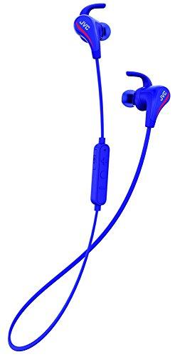 JVC HA-ET50BT-A-E, Bluetooth Sport-Kopfhörer, blau -