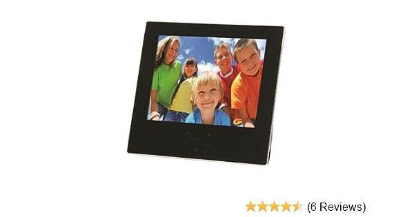 Jessops 8\'\' Slimline Digital Picture Frame: Amazon.co.uk: Electronics