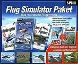 Flight Simulator 2002 Hauptprogramm inkl 2 Addons und Navigationskarten