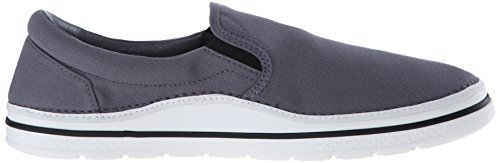 crocs Herren Crocsnorlinslip-Onm Slipper Schwarz (Charcoal/White)