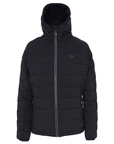 Ternua  ® Damen Nuptse H-Down W Jacket, grau (Granite Melange) L -