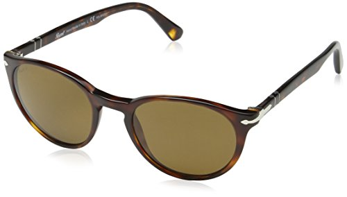 Persol Herren 0PO3152S Sonnenbrille, Braun (Havana/Polarbrown), 52
