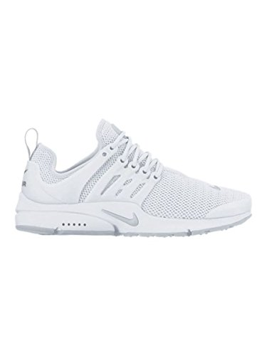 Nike W Air Presto, Chaussures de Sport Mixte Adulte Blanc Cassé - Blanco (White / Pure Platinum-White)