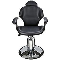 Barberpub Chaise de coiffure Chaise de coiffure Chaise de travail Equipement de coiffure Chaise hydraulique