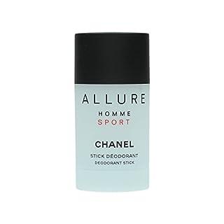 Chanel Allure Homme Sport Men, Deodorant Stick, 1er Pack (1 x 75 ml)
