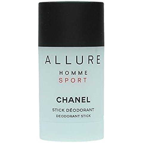 Allure sport di Chanel, Deodorante Uomo - Stick 75