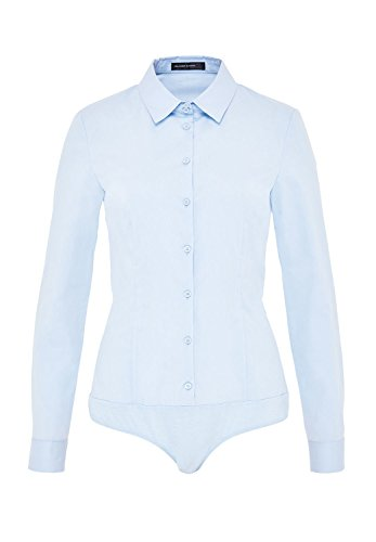 Hallhuber Blouse Body Clarissa bleu clair