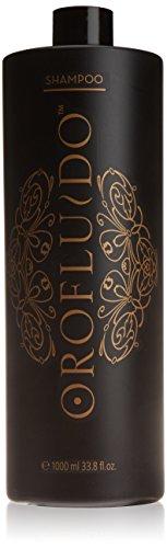 revlon - shampooing orofluido aux trois huiles essentielles précieuses - contenance : 1000 ml