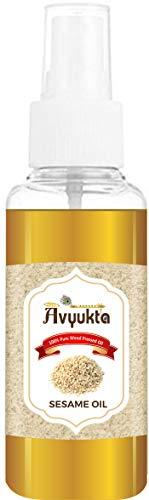 Avyukta Sesame Oil(White Sesame), 200ml