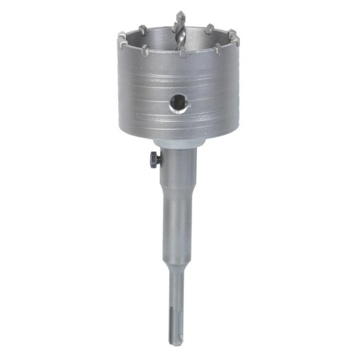 Ribitech 06436Lochsäge, Hartmetall, System SDS, 80x 160mm