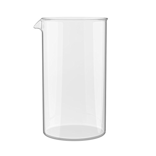 bonVIVO® - Vaso de Recambio para prensa francesa (350 ml)