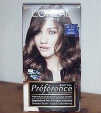 loreal paris preference recital n 621 opera madreperla marrone colore per capelli con premium - Coloration Preference
