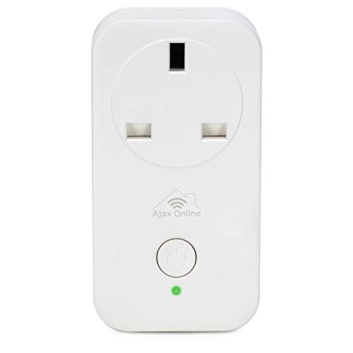 Smart ZigBee Hue Plug Certified 3.00 Plug Socket for Smart Home Automation | Compatible with Philips Hue SmartThings and Amazon Echo Plus Amazon Alexa and Google Home (Pack of 1)