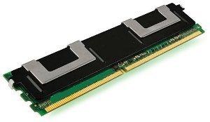 Samsung original 2 GB 240 pin DDR2-667 ECC Fully Buffered - flat heatsink (PC2-5300) 128Mx8x18 double side (M395T5663QZ4-CE66) für SERVER -