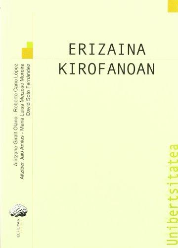 Erizaina Kirofanoan por Aintzane Giralt Olano