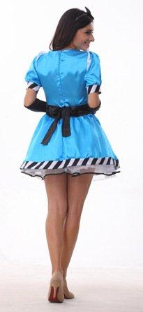 Alice Disney Kostüm - Gorgeous Halloween Kostüme Alice in Wonderland Disney Schneewittchen Prinzessin Kleid -BallettröckchenkleidmädchenausstattungMädchenkleid