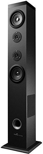 Energy Sistem Tower 5 Bluetooth Speaker (Black)