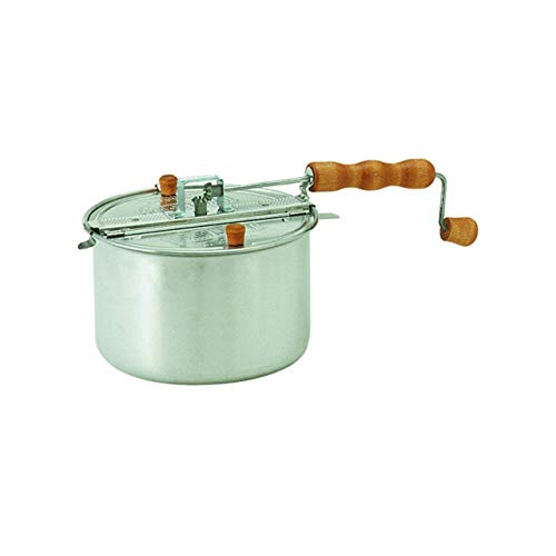Wabash Valley Farms whirley-pop Herd Popcorn Popper (Pop-herd)