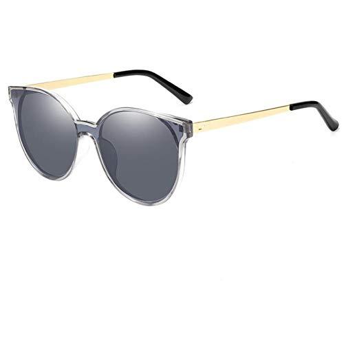 Yuanz Polarisierte männer Frauen Sonnenbrille Retro Vintage Fashion Frauen Sonnenbrille uv400 Eyewear,G