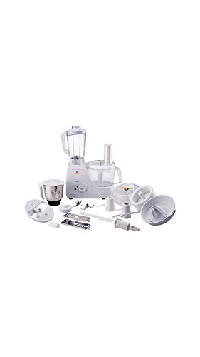 Fx-11 Food Factory, 600 Watts Motor With 14 Attachments