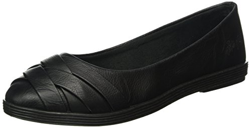 Blowfish Glo 2, Ballerine Donna, Black (Black), 35.5 EU