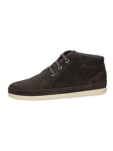 Tommy Hilfiger polacchino Chaussures Homme Modèle Felix 5B FM56817897 Colonel Gris Ou Marron. Marron - marron