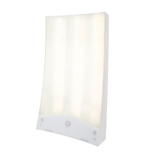 Lumie Brazil - 10 000 Lux Lampe De Lumière Du Jour, Grande Lampe De Luminotherapie Pour Le Bien-Être En Hiver