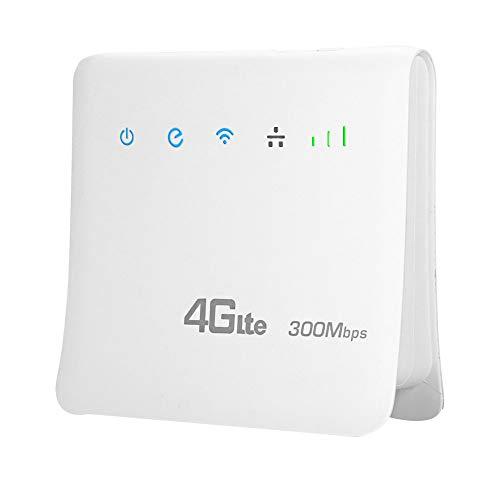 Dandeliondeme 4G Wireless Router LTE CPE 300 Mbps 2,4 GHz High Speed Mobile WiFi Wireless Router Unterstützung 3G