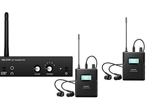 ANLEON S2 - Sistema monitor inalámbrico estéreo