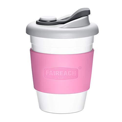 Genial para llevar el café sin que se caiga