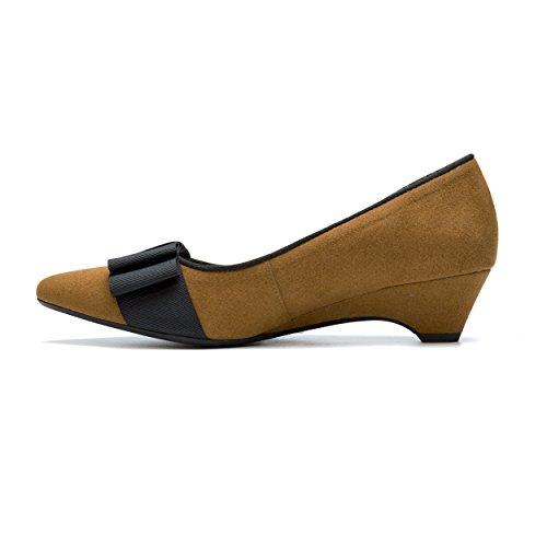 NAE Valentina Braun - Damen Vegan Schuhe - 3