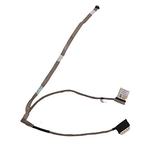 GGZone LVDS LCD LED Flex Video Bildschirm Kabel für Dell Latitude 3540E35403000PN: dc02001uc00X 0H0W Pn Led