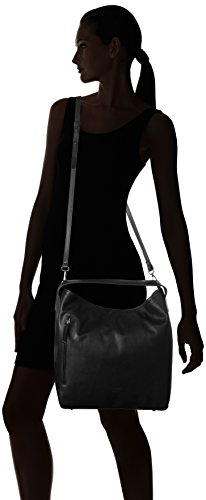 Strenesse Bag Larry, sac bandoulière Schwarz (Black)