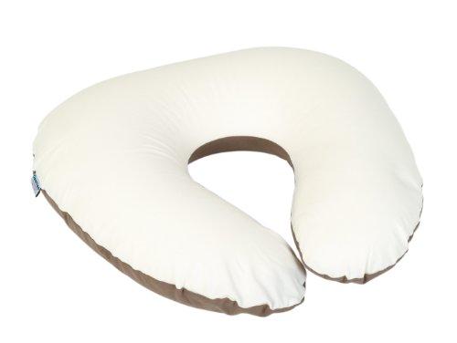 Doomoo DOO-SFT-S10 Softy Cuscino Allattamento, Beige/Avorio